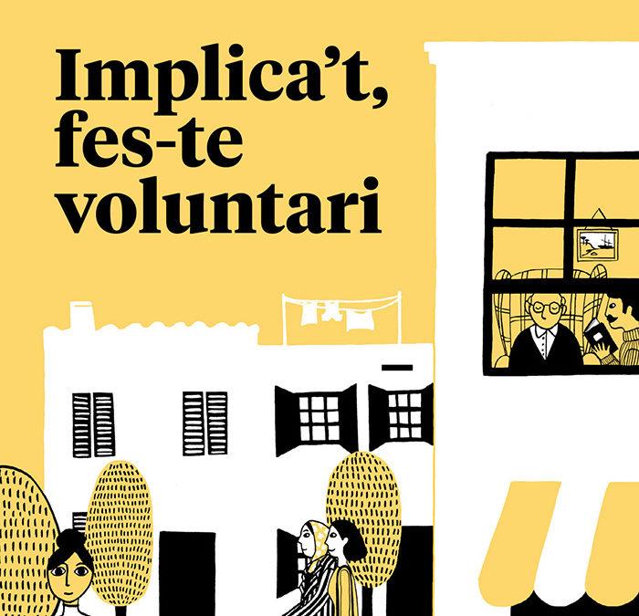 Campanya Voluntariat (Ajuntament de Maó)